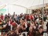 Aufmarsch & Festakt - Bezirksmusikfest in Huben 2012