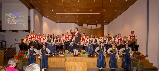 Frühjahrskonzert der Musikkapelle Huben 2015