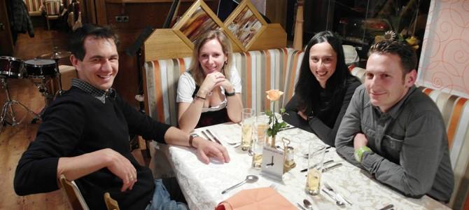 Cäciliafeier der Musikkapelle Huben 2014