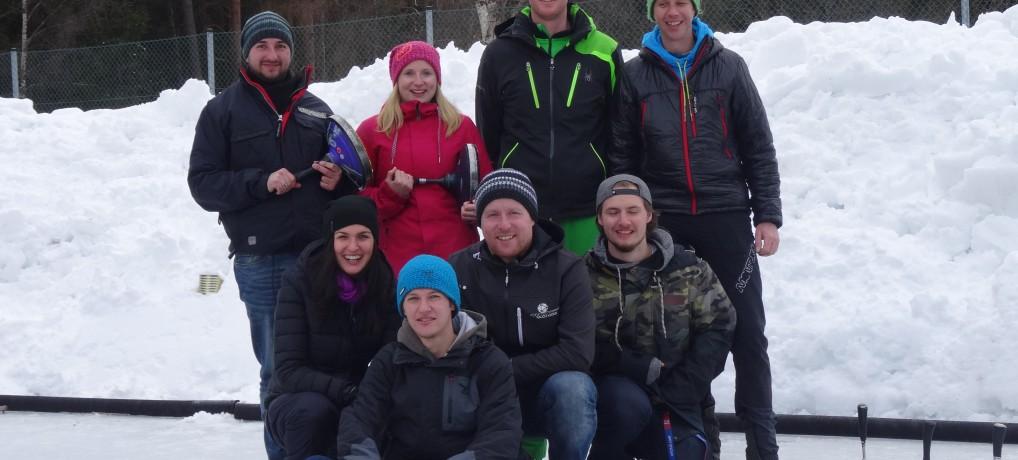 Dorfmeisterschaften Stockschießen 2016