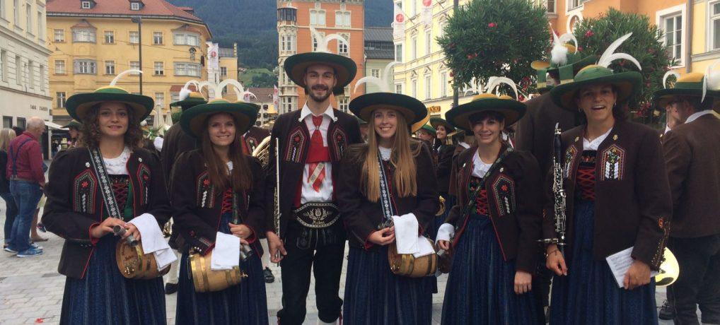 Promenadenkonzert Innsbruck